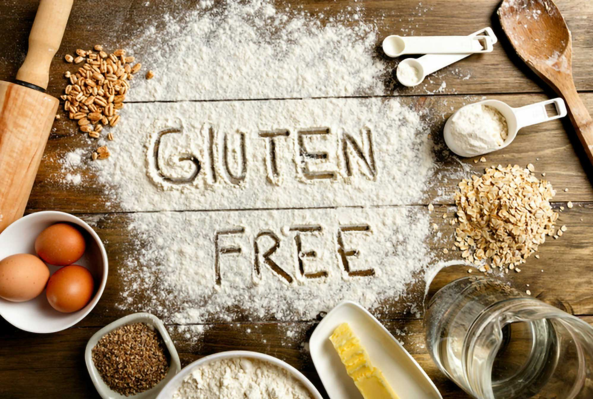 Gluten is not welcome