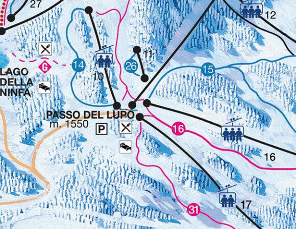 Il Ristoro dello sciatore arrivo sci