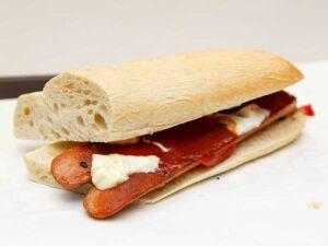 Sandwiches of Il Ristoro dello Sciatore