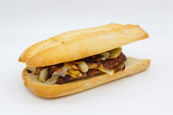 Il panino saporito de Il Ristoro dello Sciatore